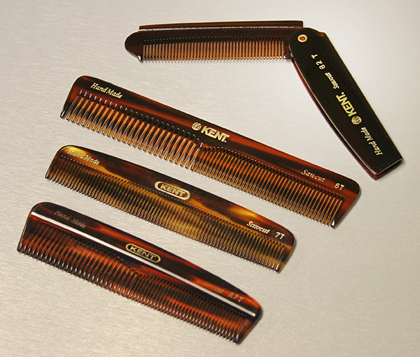 Kent Handmade Combs: Functional Luxury, Exquisite