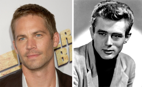 Like a modern James Dean, Paul Walker starred in hot rod movies, lived his character and tragically died as his character.